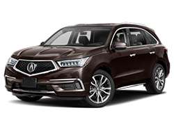 New Seattle Acura MDX