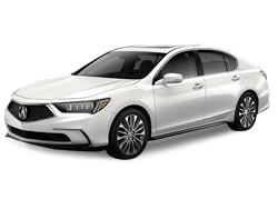 New Seattle Acura rlx
