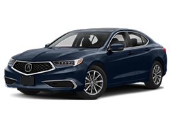 New Seattle Acura TLX