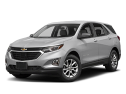 New Chevrolet Equinox Photo