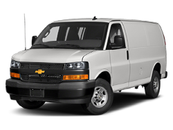 New Chevrolet Express Cargo Van Photo