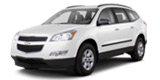 New Chevrolet Traverse Photo