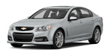 New Chevrolet SS Sedan