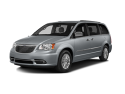 New Chrysler Town and Country Mini-Van Photo