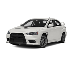 New Photo of a Mitsubishi Lancer Evolution