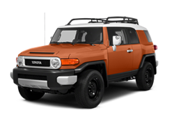 Photo of Toyota FJ Cruiser - Toyota FJ SUV Seattle