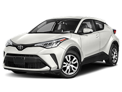 New Toyota C-HR image link