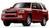 Photo of Toyota 4Runner - 4 Runner SUV Tri-Cities