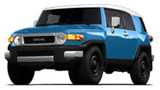 Toyota FJCruiser - Toyota FJ SUV bellevue