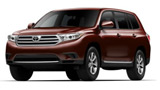 Photo of Toyota Highlander SUV Tri-Cities