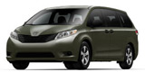 Photo of Toyota Sienna Minivan Seattle