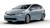 Photo of Toyota Prius V Hybrid Portland