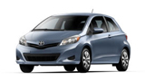 Photo of Toyota Yaris Tri-Cities