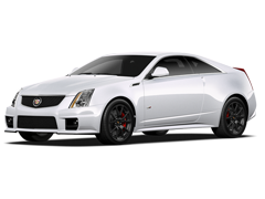 Cadillac CTS Coupe Model