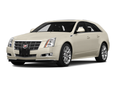 Cadillac CTS Wagon Model