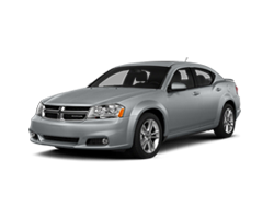 New Sacramento Dodge Avenger