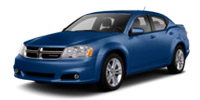 New Seattle Dodge Avenger