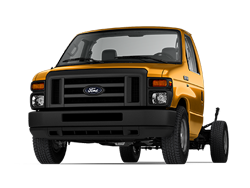 New Ford E-350 cutaway image link