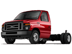New Ford E-450 cutaway truck image link