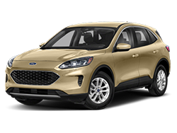 New Ford Escape Fairbanks image link