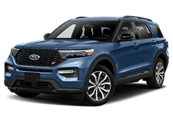 New Ford explorer image link
