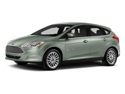 New Ford Focus Electric image link