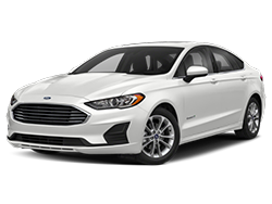 New Ford Fusion Hybrid Seattle image link