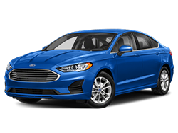 New Ford Fusion Fairbanks image link
