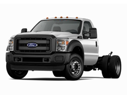New Ford F-550 image link