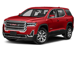 new gmc acadia image link