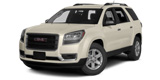 New GMC Acadia Seattle