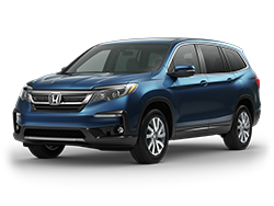 Photo of a Honda Pilot SUV Lynnwood