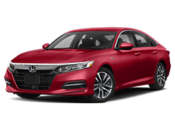 New Honda Accord Hybrid image link