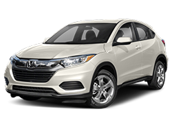 Photo of a Honda HRV SUV