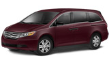 Photo of a Honda Odyssey Mini-Van