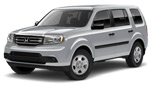 Photo of a Honda Pilot SUV