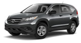Photo of a Honda CRV SUV