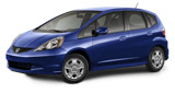 Photo of a Honda Fit Car