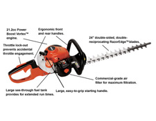 Echo HC155 Hedge Clipper