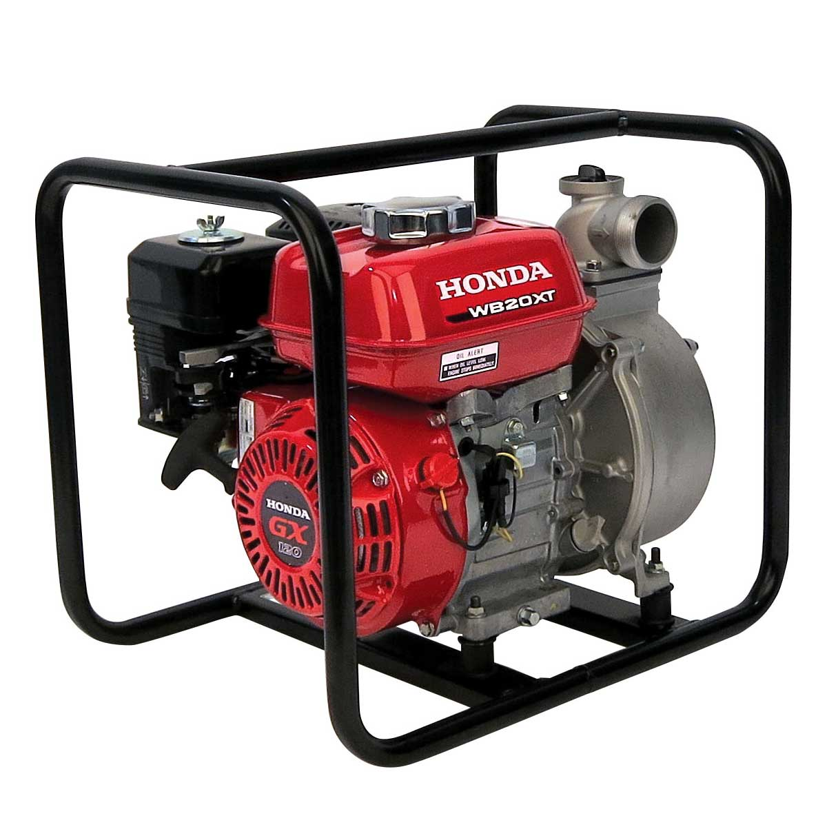 Honda WB20XK2 Water Pump