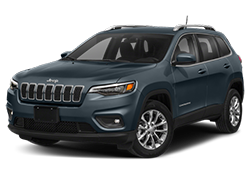 New Jeep Cherokee SUV Photo