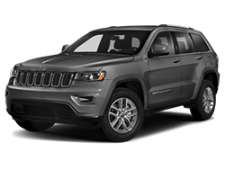 New Jeep Grand Cherokee SUV Photo