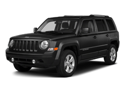 New Jeep Patriot SUV Photo