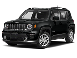 New Jeep Renegade SUV Photo
