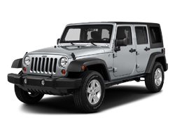 New Jeep Wrangler JK Unlimited SUV Photo