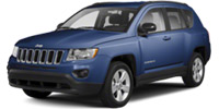 New Jeep Compass SUV Photo