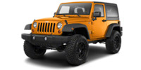 New Jeep Wrangler SUV Photo
