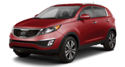 New Photo of a Kia Sportage