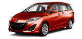 New Mazda 5 Photo