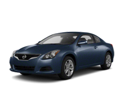 New Nissan Altima Coupe